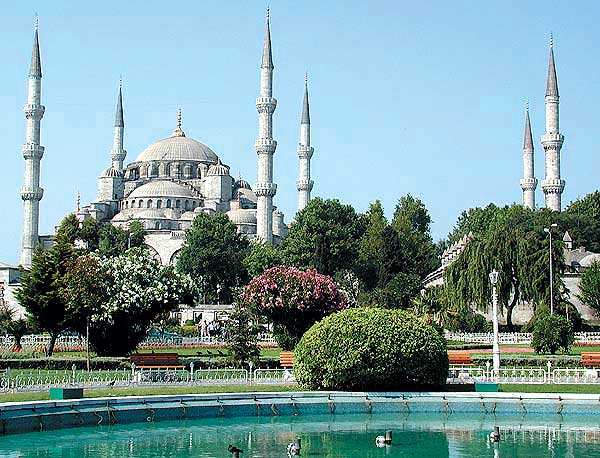 Турецкая кухня и ее традиционные блюда
