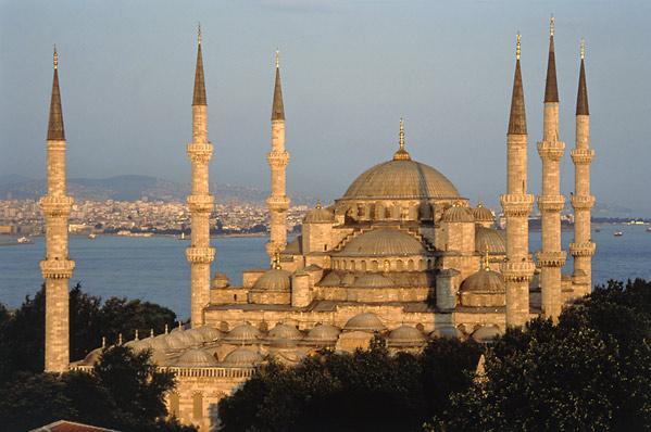 Рыбные рестораны Стамбула