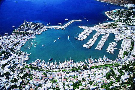 Бодрум – Ницца на турецком побережье