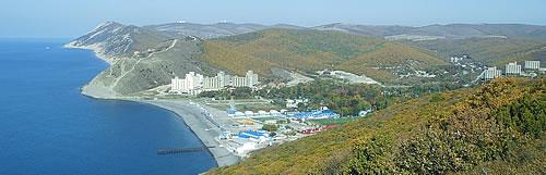 Сукко - Голубая долина