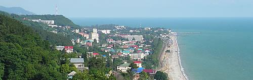 Курорт Лазаревское