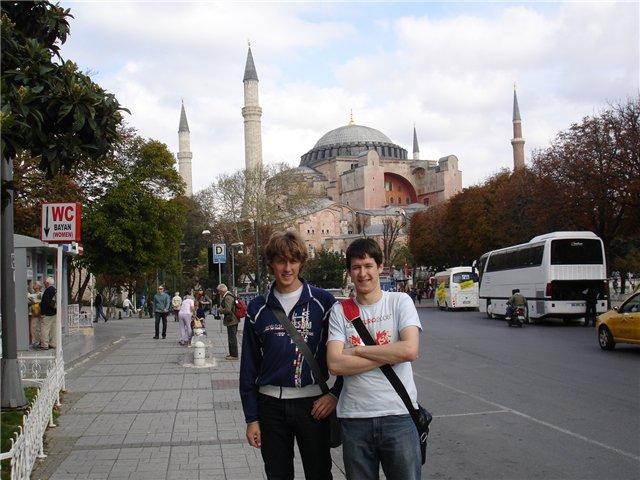 Советы тем, кто едет в Стамбул