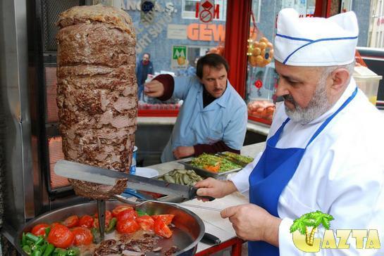 Фастфуд по-турецки