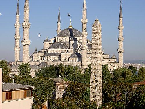Самостоятельное путешествие в Стамбул!