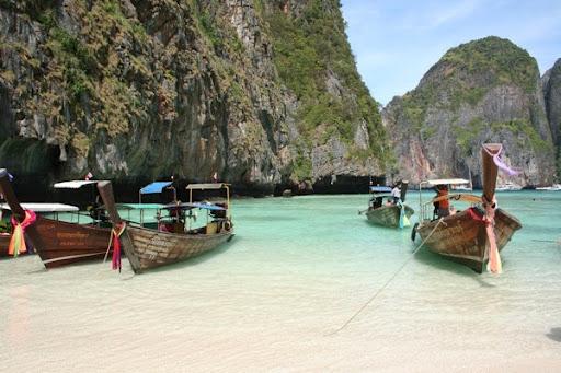 Тайские острова Пи Пи – место где снимали фильм с Леонардо ди Каприо!